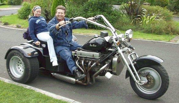 Vw Trikes For Sale Uk >> V8 Trikes Homemade | Autos Post